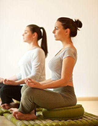 Meditationskissen Set XL