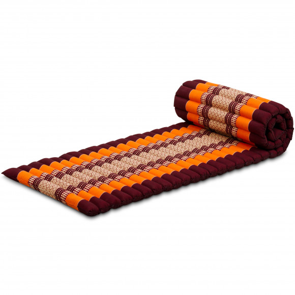 Kapok Rollmatte, Gr. S, orange