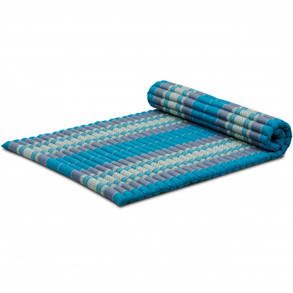 Kapok Rollmatte, Gr. L, hellblau