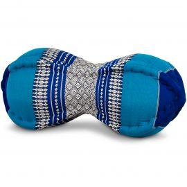 Papaya Nackenkissen, Thaikissen, blau