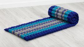 Kapok Rollmatte, Gr. S, blau