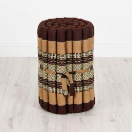 Kapok Rollmatte, Gr. S, braun