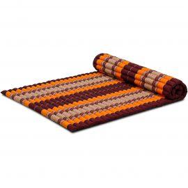 Kapok Rollmatte, Gr. L, orange