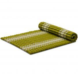 Kapok Rollmatte, Gr. L, grün