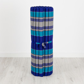 Kapok Rollmatte,Gr. L, blau