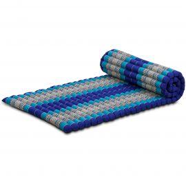 Kapok Rollmatte, Gr. M, blau