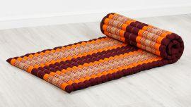Kapok Rollmatte, Gr. M, orange