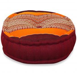 Zafu Meditationskissen, orange