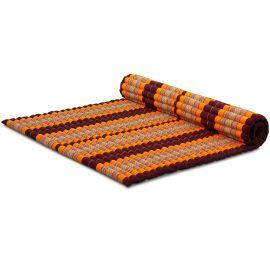 Kapok Rollmatte, Gr. XL, orange