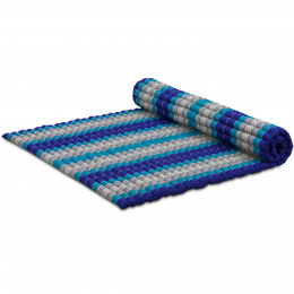 Kapok Rollmatte, Gr. XL, blau